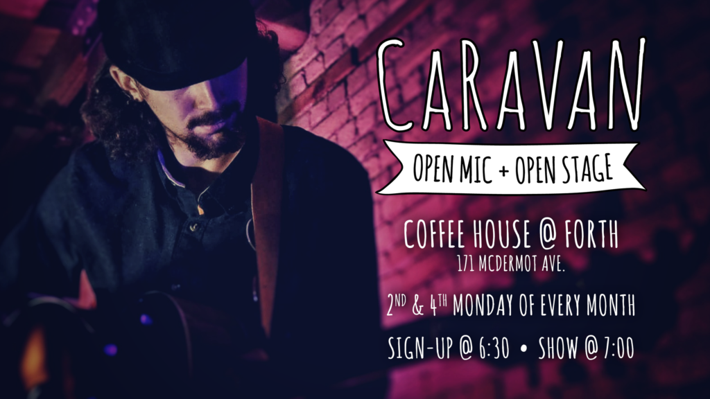 CaRaVaN Coffee House at Forth