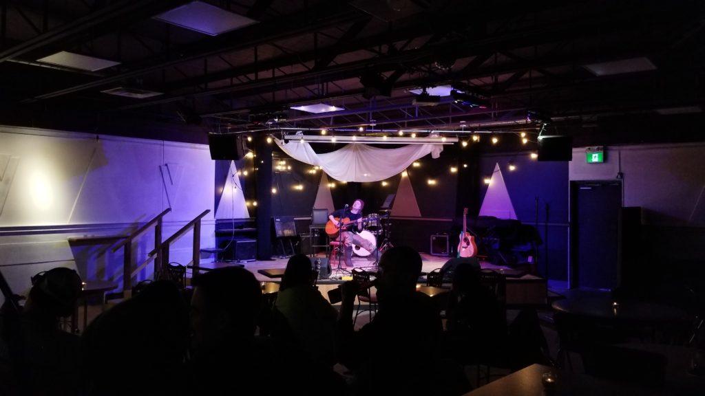 Dave Sweatman at X-Cues